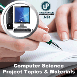 Computer Science Project Topics and Materials in Nigeria | Projects